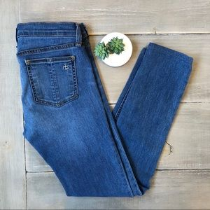 Rag & Bone Stretch Skinny Jeans